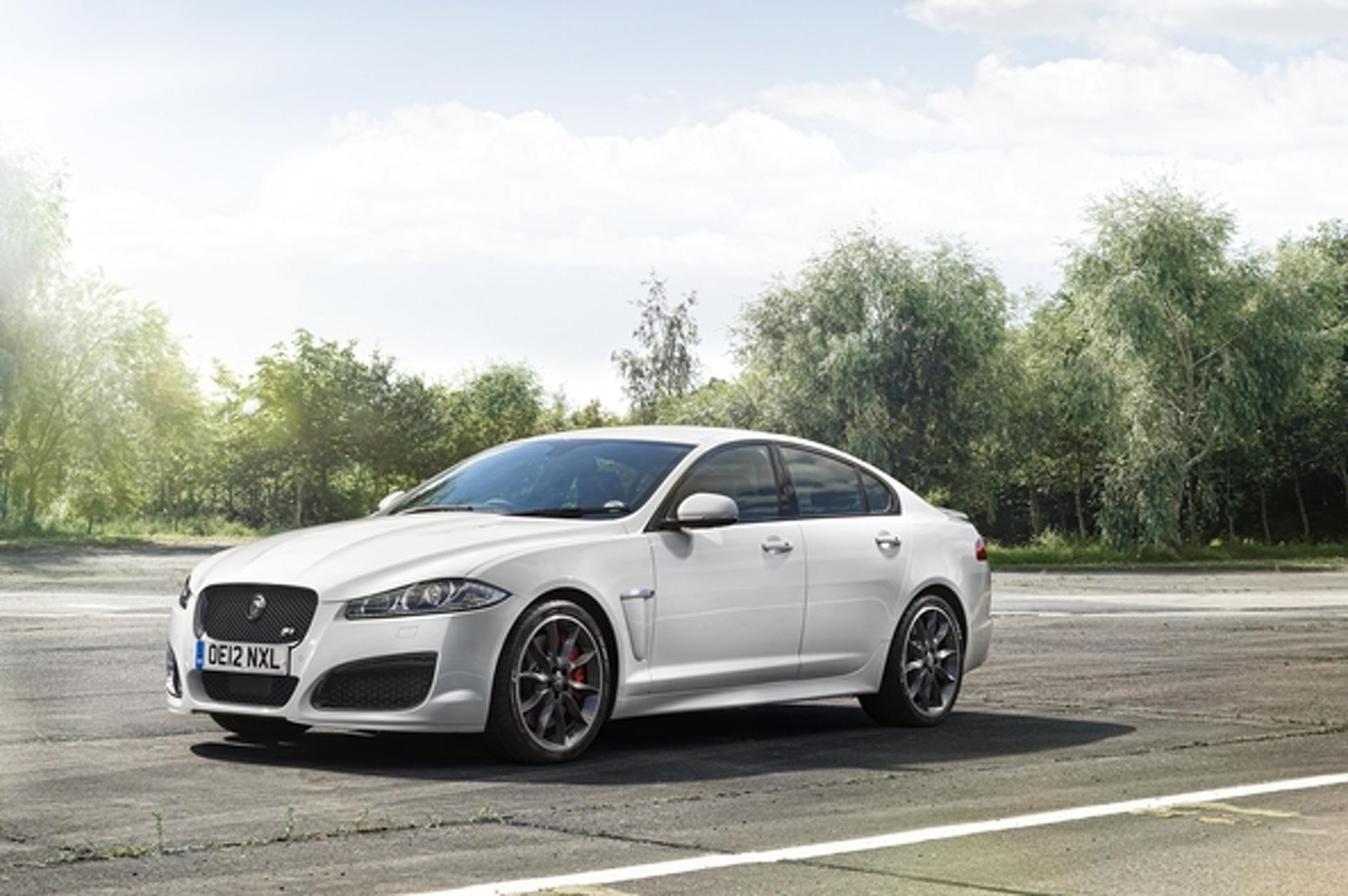 Jaguar XFR Speed Pack Breaks Cover in Moscow