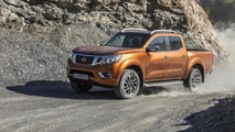 Euro-spec Nissan Navara NP300 revealed, debuts in Frankfurt