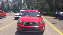Hyundai Creta spotted completely undisguised prior to July 21 reveal
