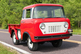 This Might be the Cleanest Jeep FC-150 You'll Ever Find
