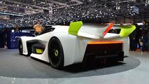 Pininfarina H2 Speed concept debut in Geneva