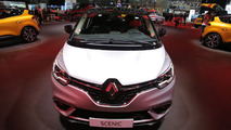 Renault Scenic debut in Geneva