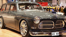 Volvo Amazon owner claims he has the fastest car in Britain