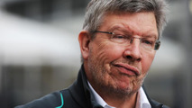 'No discussions' about Ferrari return - Brawn
