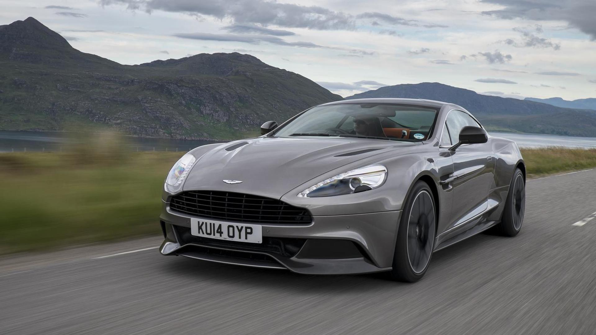 Daimler could buy Aston Martin