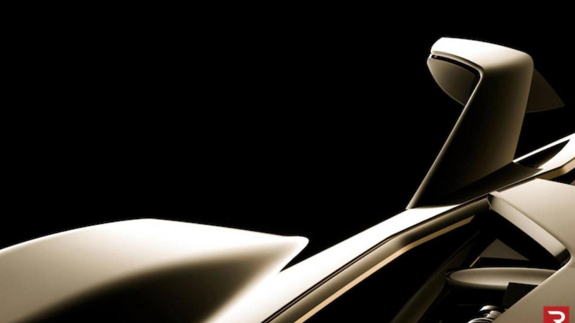 Rezvani Motors teases the Beast, promises to leave other supercars in the dust