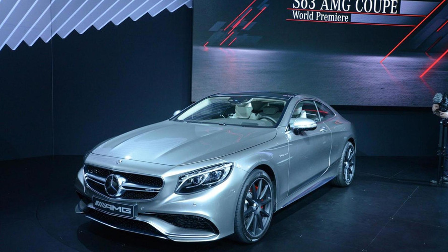 Mercedes-Benz S65 AMG Coupe on sale Monday from 244,009 EUR - report