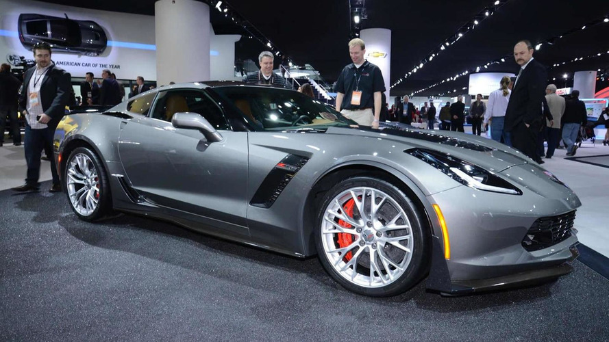 Chevrolet rates Corvette Z06 at 650 bhp and 650 lb-ft