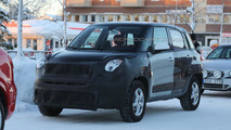 2015 Jeep Jeepster spied undergoing cold weather testing