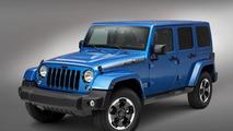 2013 Jeep Wrangler Polar limited edition 02.09.2013