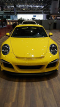 Ruf RGT-8 V8 Prototyp and CTR Yellowbird taken out for a spin [video]
