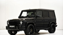 Brabus G63 AMG produces 620 HP