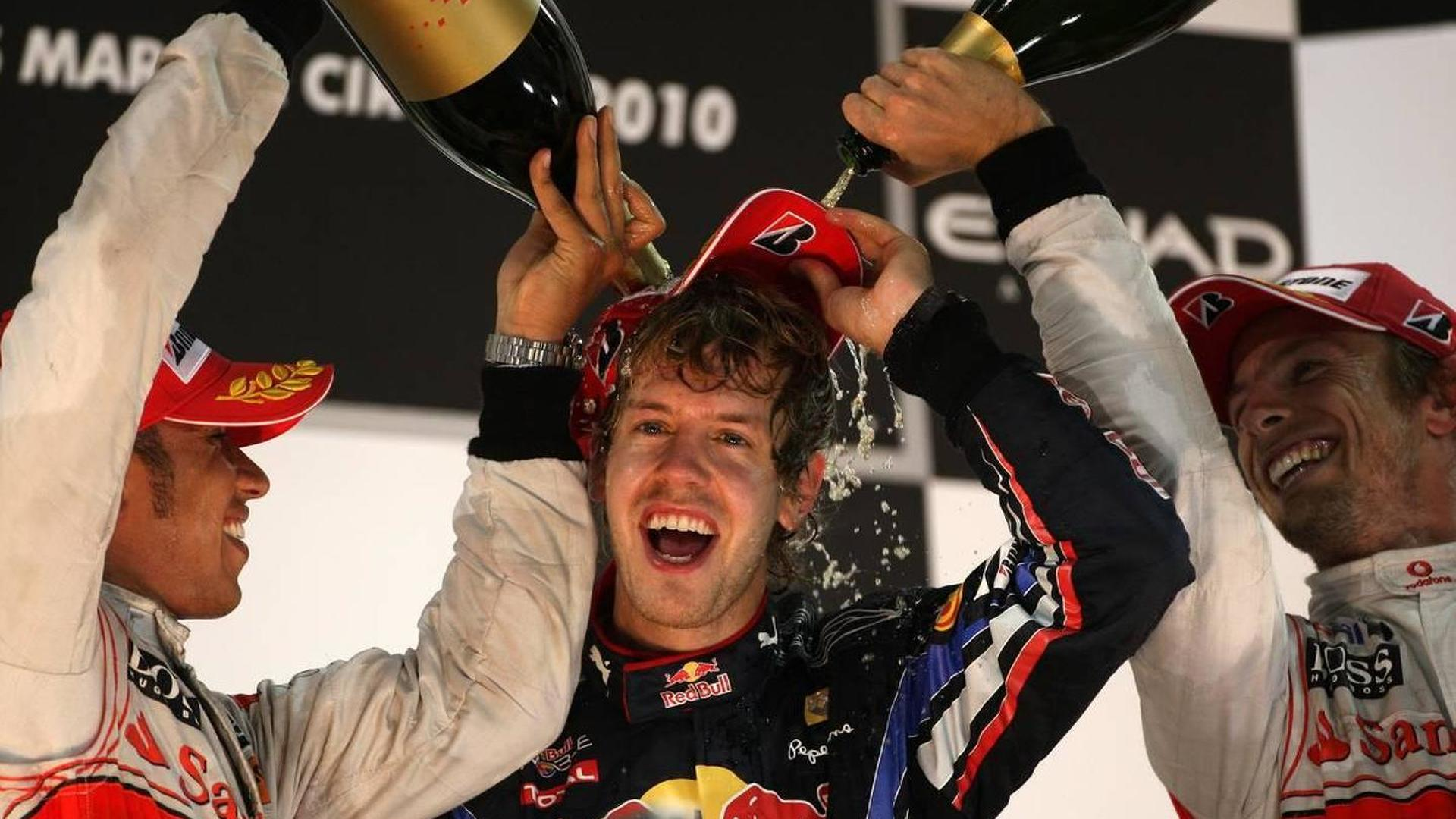 Formula 1 champion Vettel earns EUR 3m title bonus from Red Bull