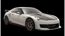 Toyota FT-86 G Sports Concept - 600