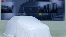 Audi A1 manufacturing in Brussels teaser