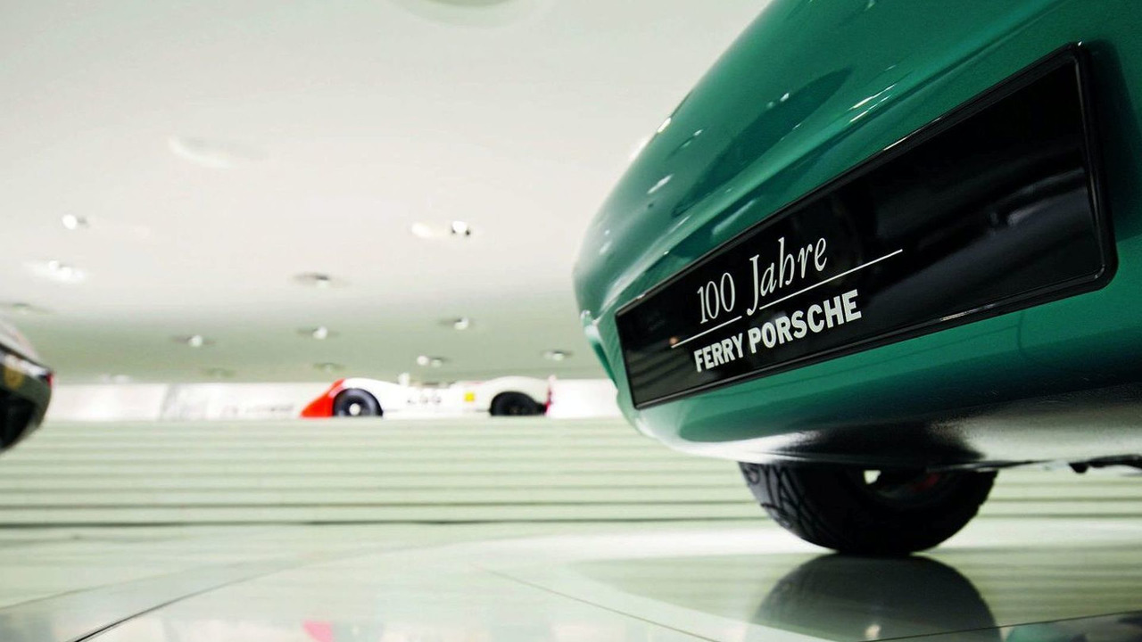 On 19 September 2009 Ferry Porsche would be celebrating his 100th birthday.