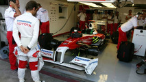 Toyota, not Renault, re-thinking F1 commitment