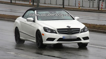 REPORT: 2010 Mercedes E-Class Cabrio to Debut in Frankfurt