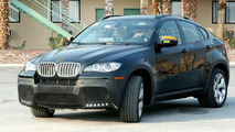 M Version of BMW X6 Spotted?