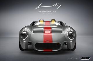 Designer of $3.4 Million Lykan Supercar to Build $55,000 Retro Sports Car