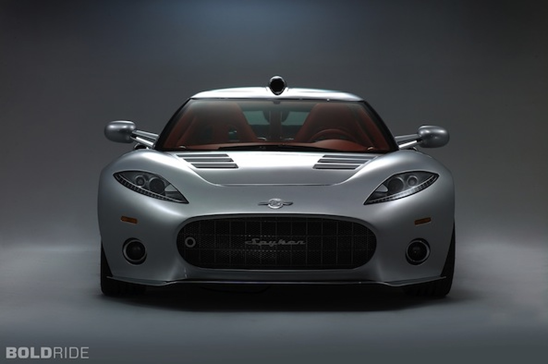Next-Gen Spyker C8 Aileron Going Supercharged?