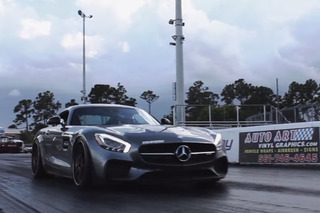 Mercedes-AMG GT S Cracks 11 Seconds, But at What Cost?