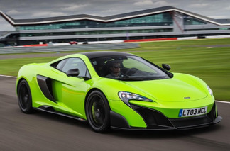 McLaren's Lightweight 675LT Is Completely Sold Out
