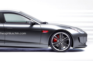 A Jaguar F-Type Sedan Would be Amazing