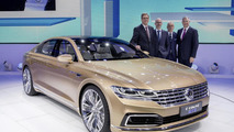 Volkswagen C Coupe GTE heading into production for Chinese market