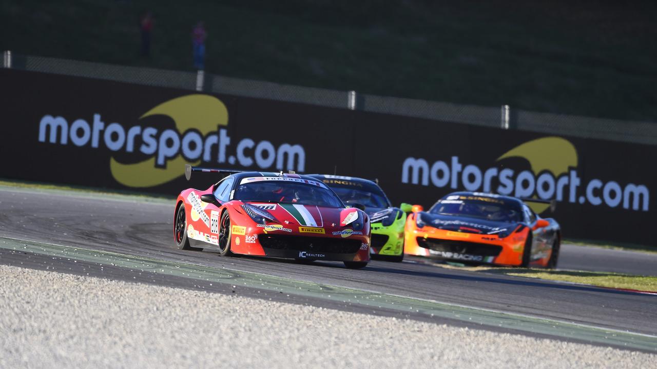 Motorsport.com announces acquisition of world's largest online Ferrari community- FerrariChat.com
