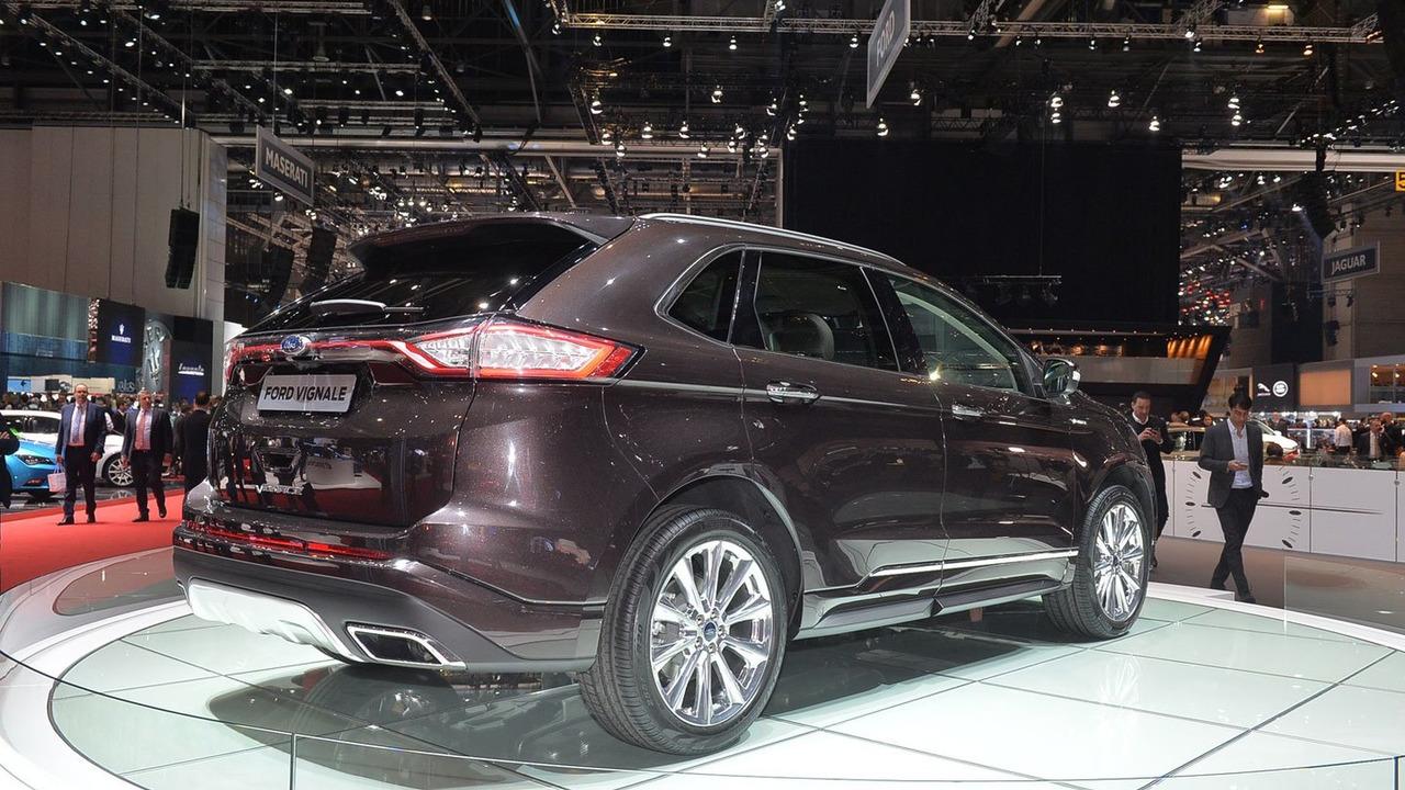 Новые модели форд 2017 года