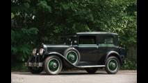 Buick Six Two-Door Sedan