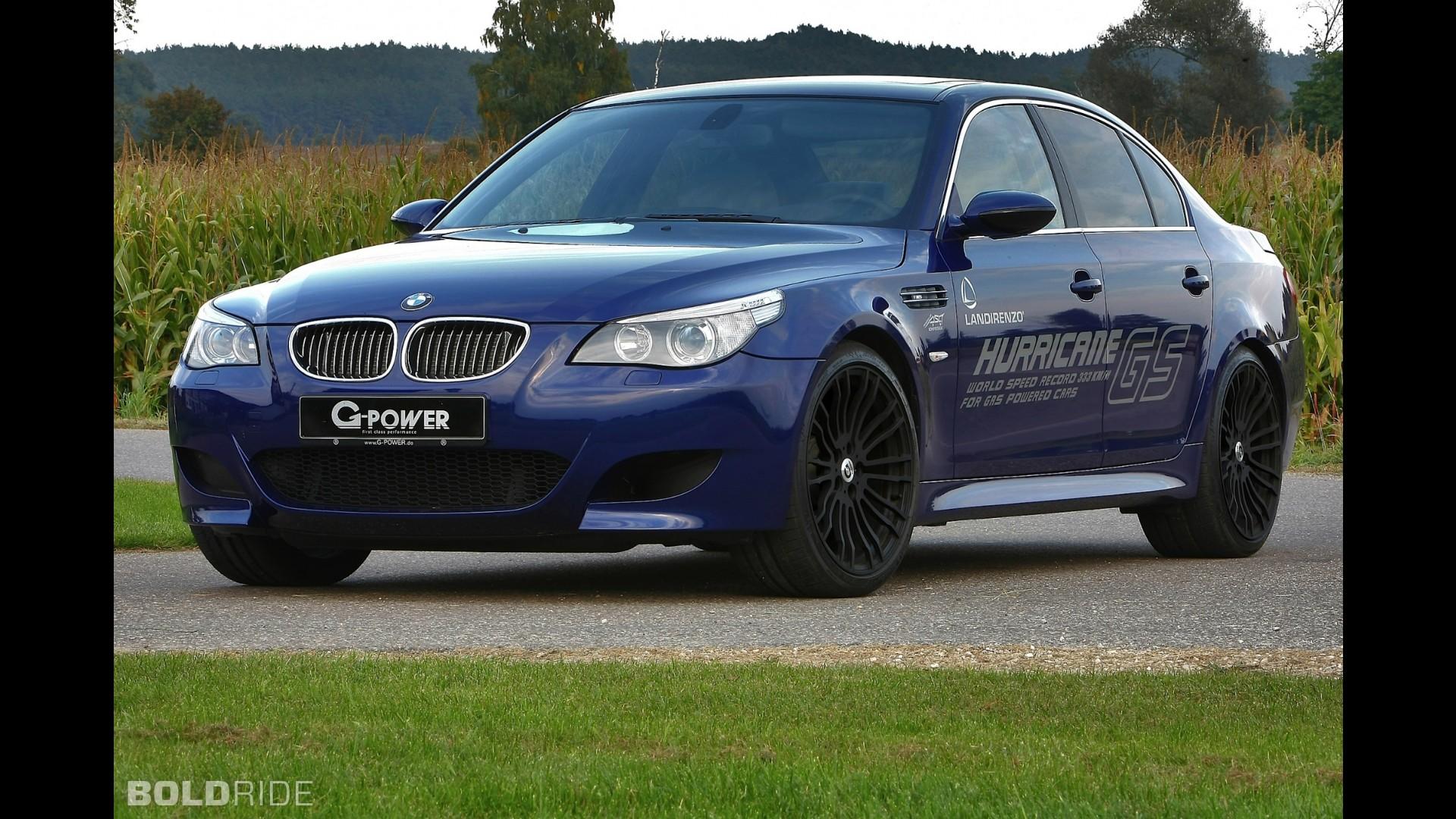 G-Power BMW M5 Hurricane GS