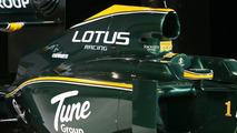 Lotus vetoes split Q1, F-ducts to be banned in 2011