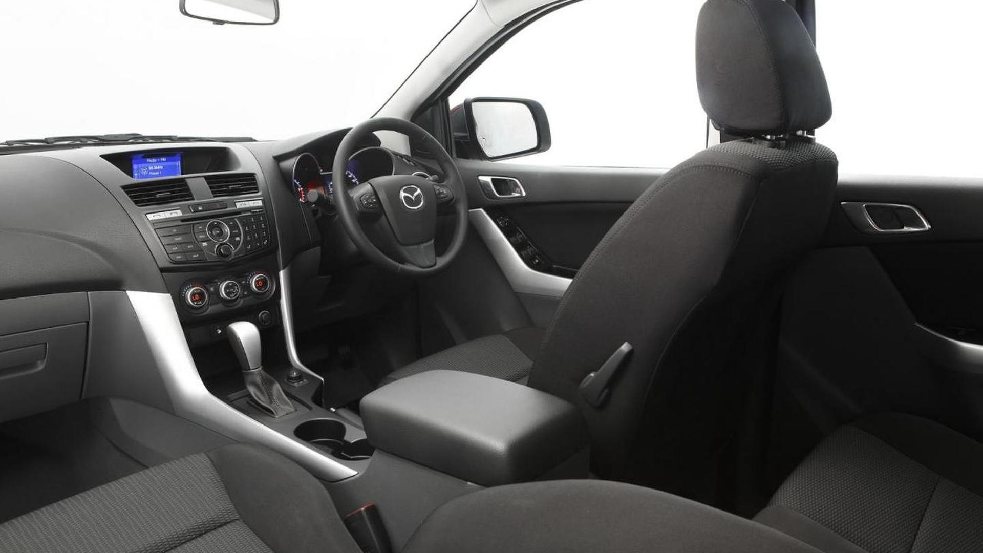 Mazda BT-50 unveiled