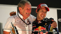 Vettel can break new contract if Red Bull stops winning