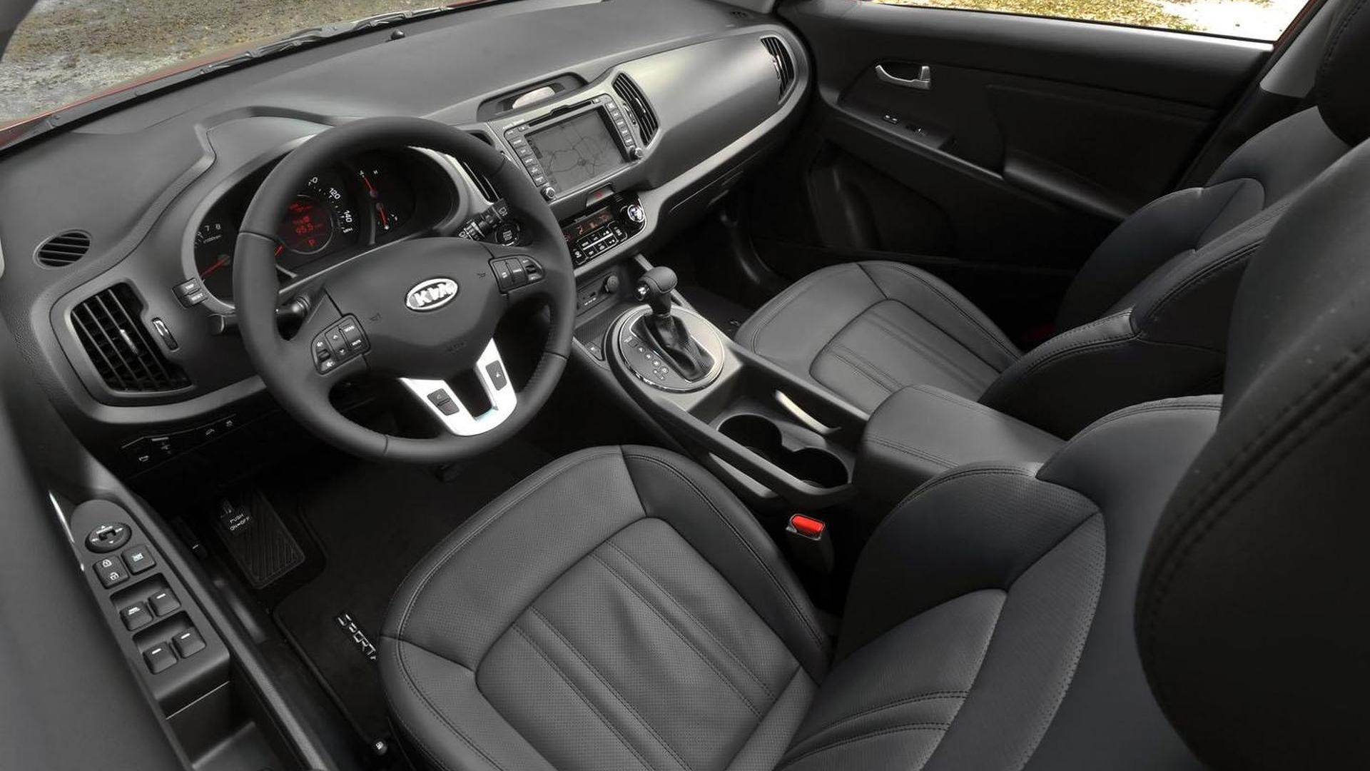 Kia Sportage SX Turbo with 256 hp announced - $25,795