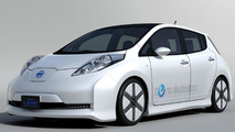 Nissan LEAF Aero Style Concept 22.12.2010