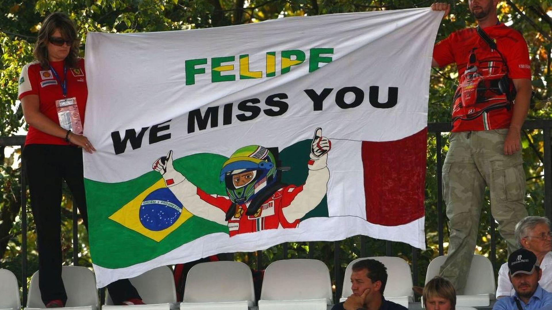 FIA tests show Massa's eyesight '100pc'