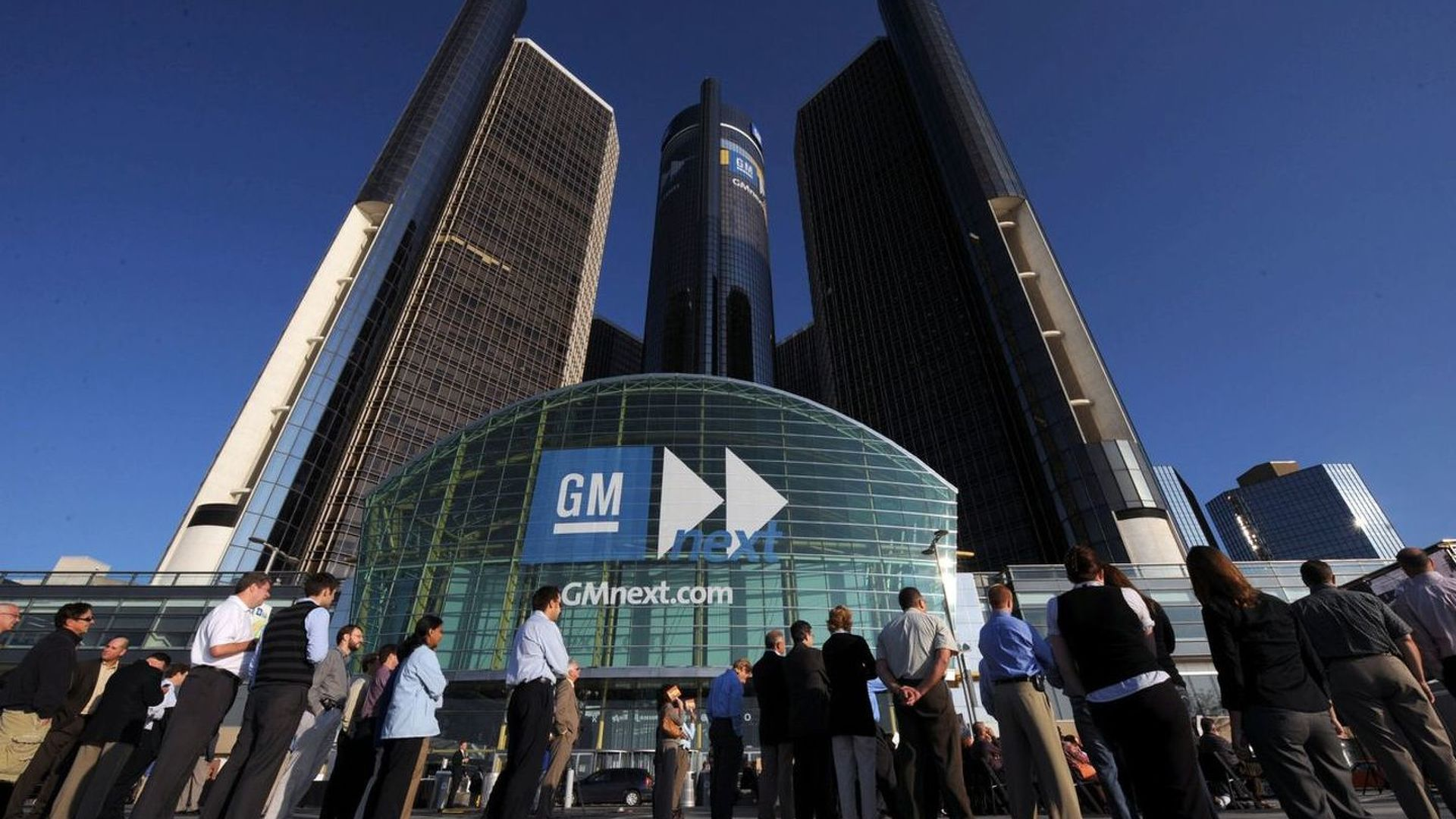 GM headed for a record-breaking IPO