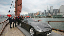 1000th Ferrari in Hong Kong