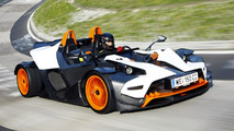 KTM developing a more civilized X-Bow - report