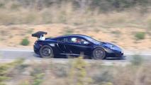 2012 McLaren MP4 GT3 racer 25.11.2010
