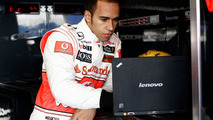 Hamilton also working in simulator after Sepang