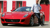 Schumacher insists Ferrari relationship 'good'