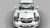 Lexus CT 200h leaked photos - 822 - 23.02.2010