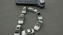 Mercedes-Benz Displays Diesel's Great Potential