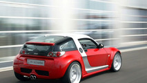 smart roadster-coupe V6 bi-turbo