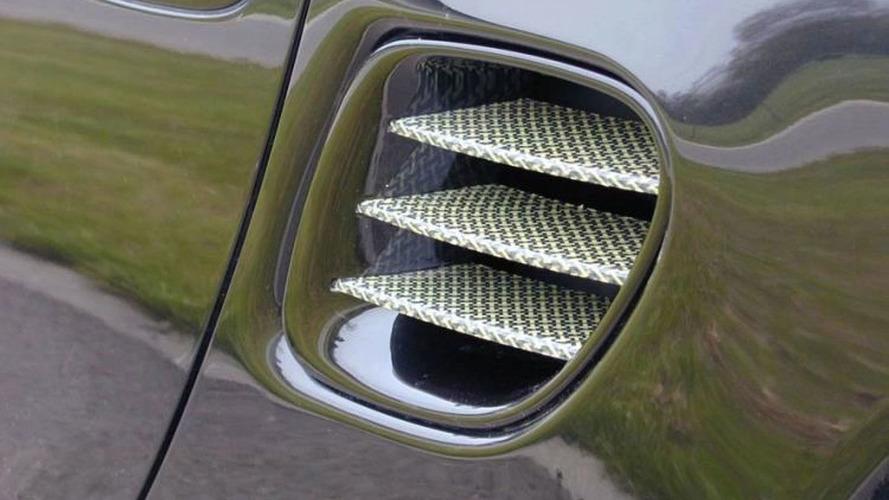CARACTERE Porsche Boxster Side Air Intake