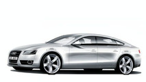 New Audi A5